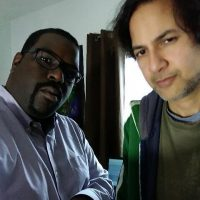 James Brown and Saby Reyes-Kulkarni Co-host Double Booked
