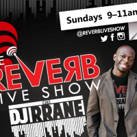 DJ RRane - Reverb Live